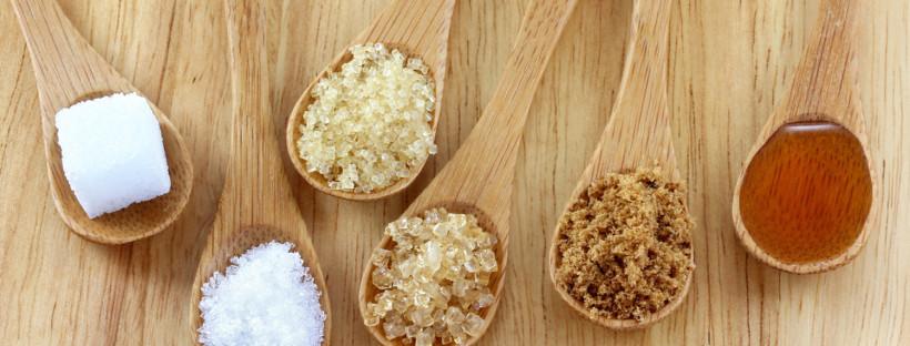 types-of-sugar